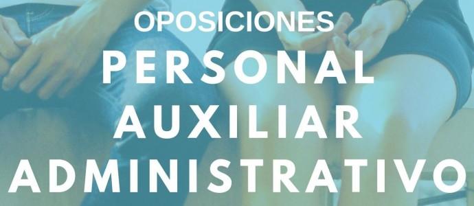 Preparación Oposiciones Auxiliar Administrativo