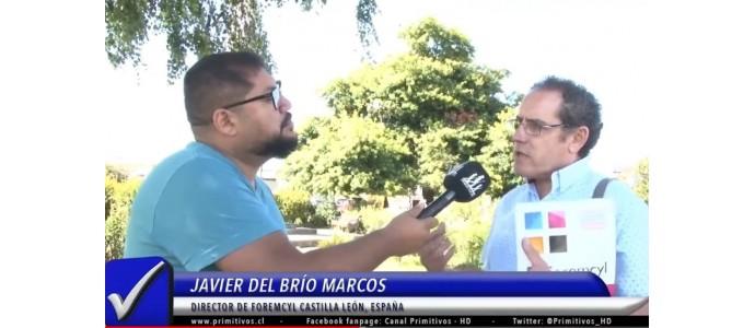 Entrevista al director de Foremcyl en el programa En Pauta, por Primitivos en Valdivia (Chile)