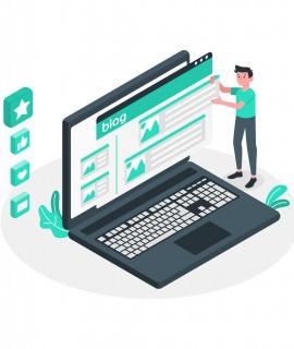 Creación de blogs y redes...