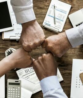 Actividades administrativas en la relación con el cliente