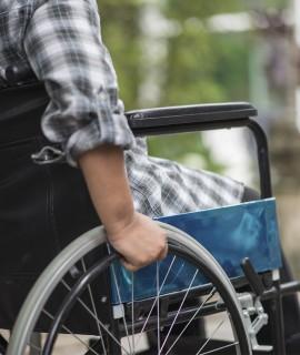 Envejecimiento en discapacitados