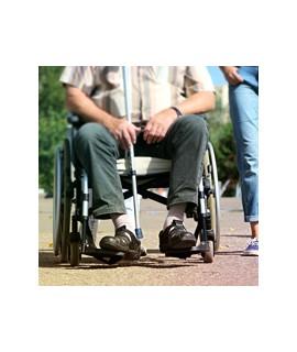 Reducción de sujeciones en personas dependientes