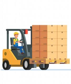 MF0432_1: (Transversal) Manipulación de cargas con carretillas elevadoras