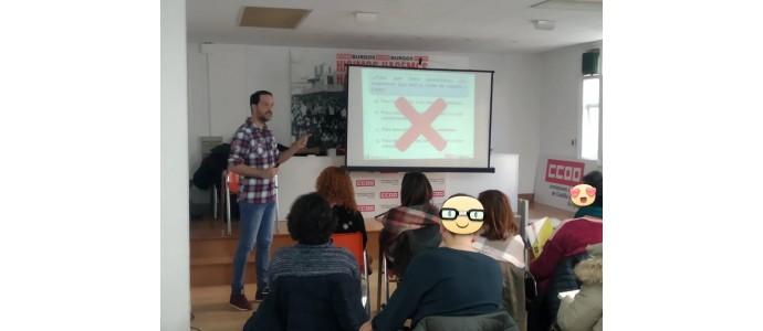 Jornada Preparación de Oposiciones Burgos