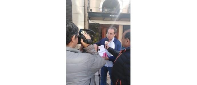 El director de Foremcyl se encuentra en Valdivia (Chile) explorando nuevas lineas de cooperación en materia de formación